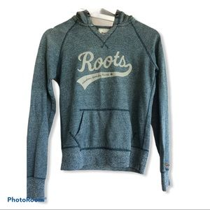 ROOTS pullover hoodie